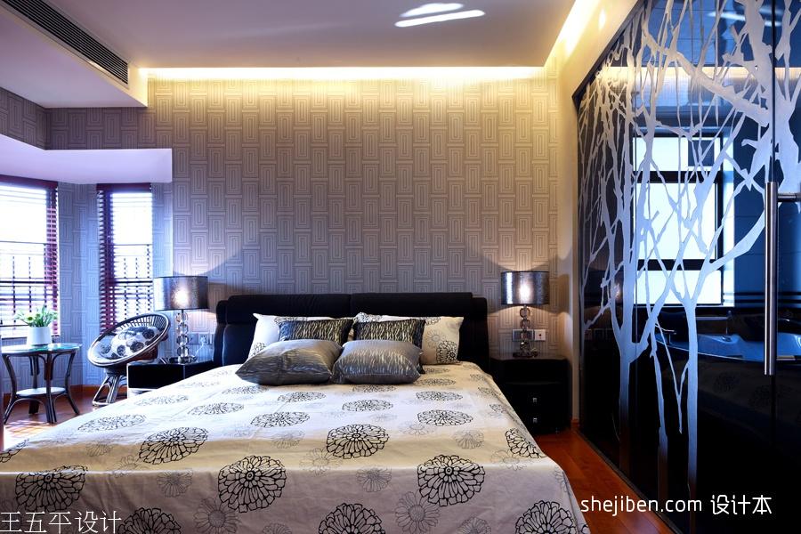 精美280平中式样板间卧室装潢图功能区其他功能区设计图片赏析