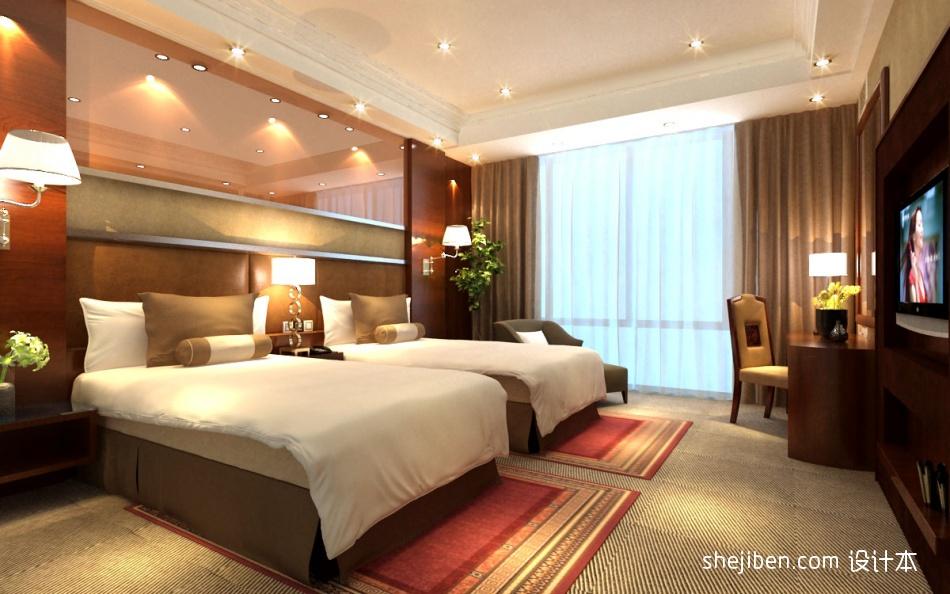 客房酒店空间其他设计图片赏析
