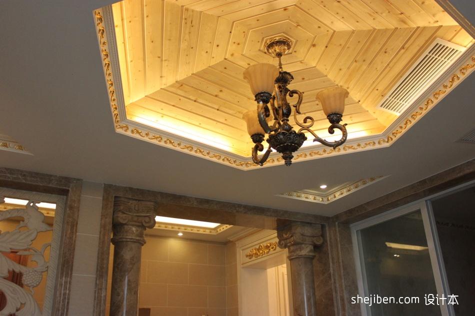 质朴269平混搭样板间客厅装饰图客厅潮流混搭客厅设计图片赏析