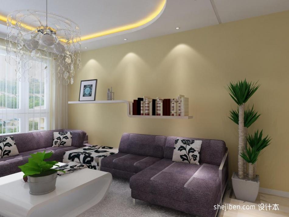 质朴73平混搭二居客厅装修装饰图客厅潮流混搭客厅设计图片赏析