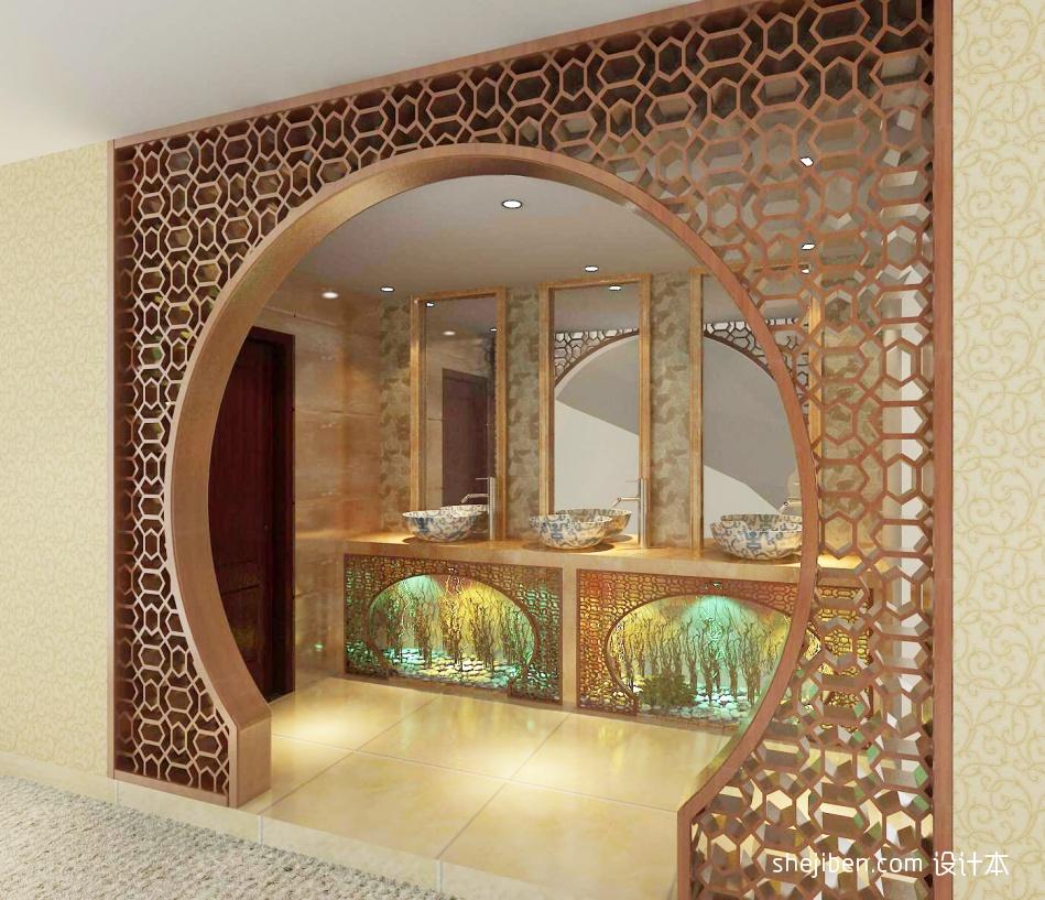 洗手间口娱乐空间其他设计图片赏析