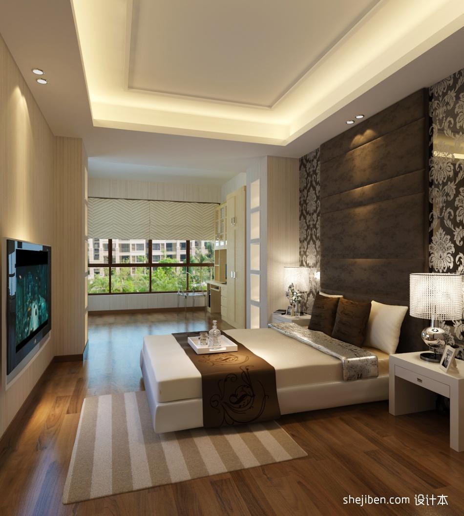 平米混搭复式卧室装修设计效果图片大全卧室潮流混搭卧室设计图片赏析