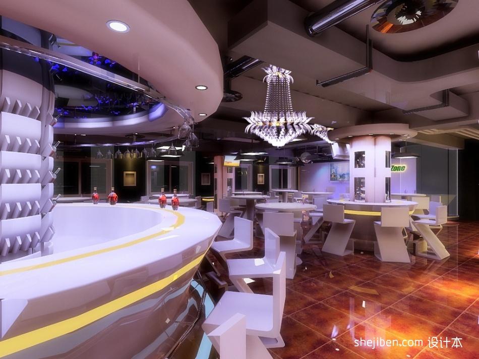 酒架娱乐空间设计图片赏析