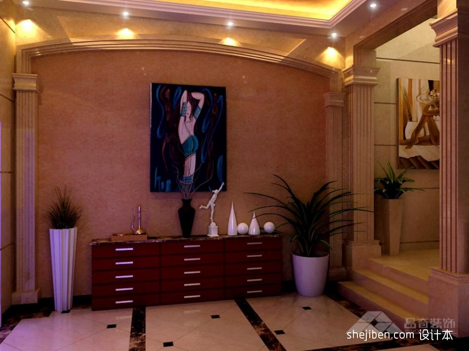 浪漫698平混搭别墅客厅装修装饰图客厅潮流混搭客厅设计图片赏析