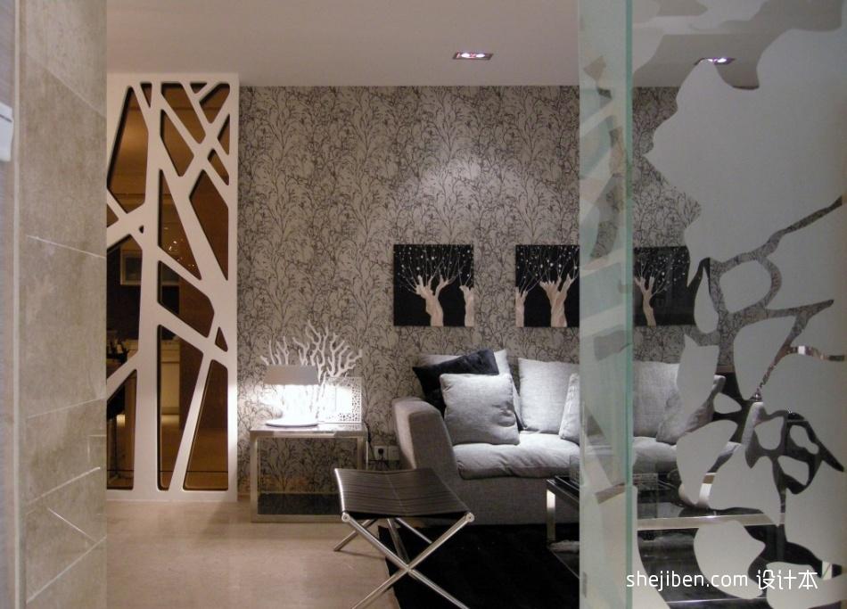 102.1平精选混搭客厅效果图客厅潮流混搭客厅设计图片赏析