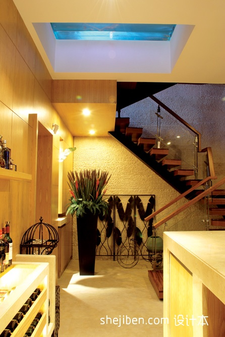 71.4平精美客厅混搭效果图片客厅潮流混搭客厅设计图片赏析