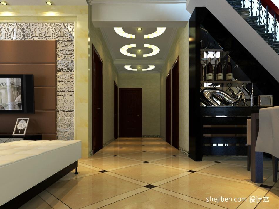 精选三居混搭装修效果图客厅潮流混搭客厅设计图片赏析