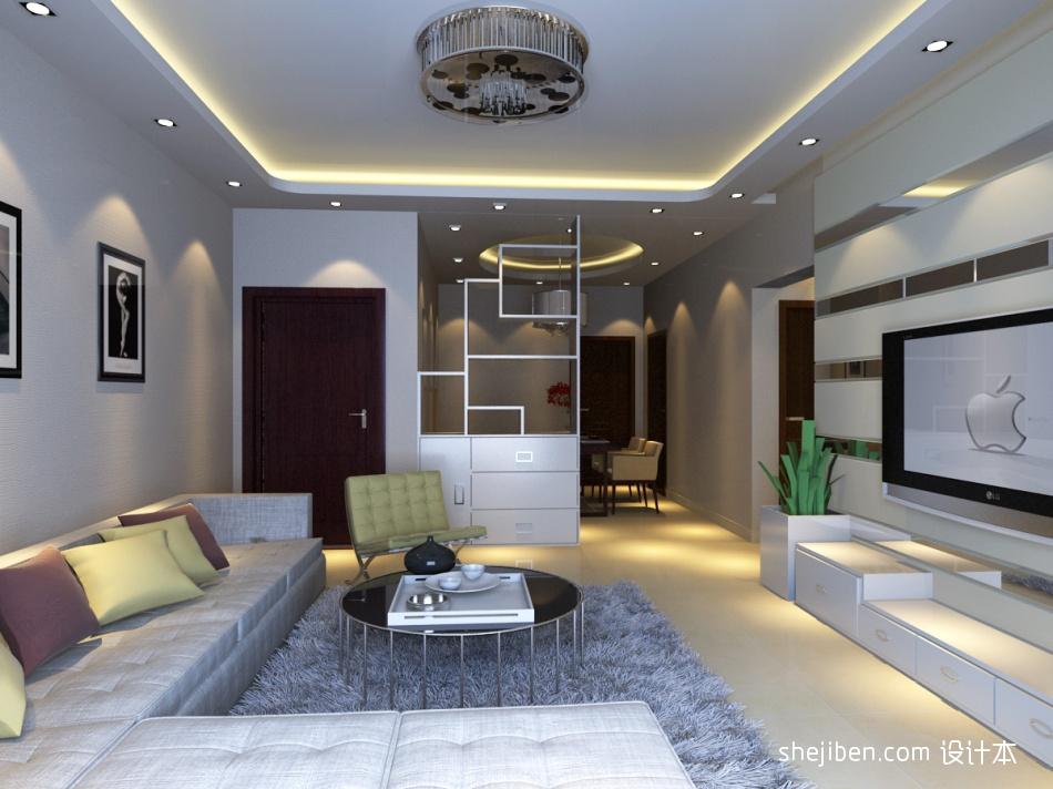 1客厅潮流混搭客厅设计图片赏析