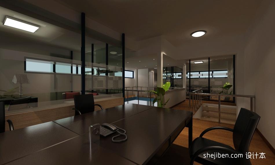 二层办公空间购物空间其他设计图片赏析