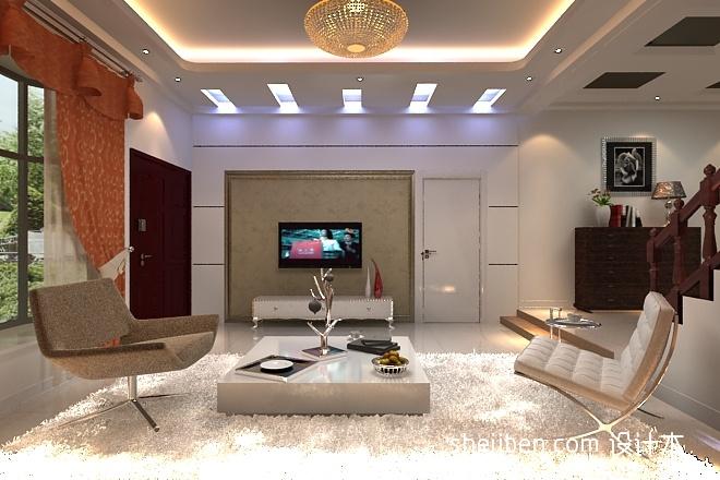 客厅客厅北欧极简客厅设计图片赏析