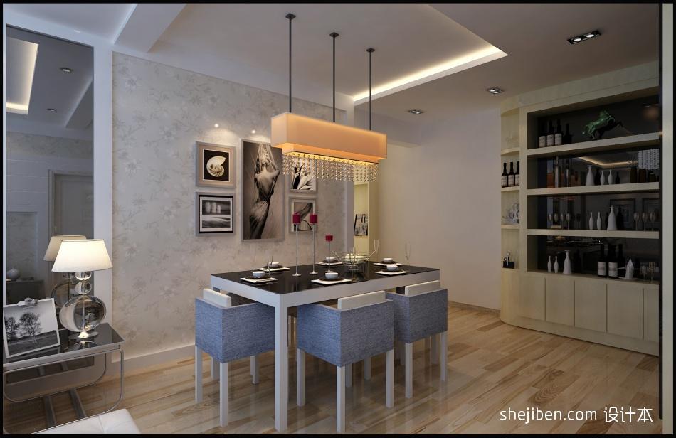 精选混搭二居餐厅效果图片大全厨房潮流混搭餐厅设计图片赏析