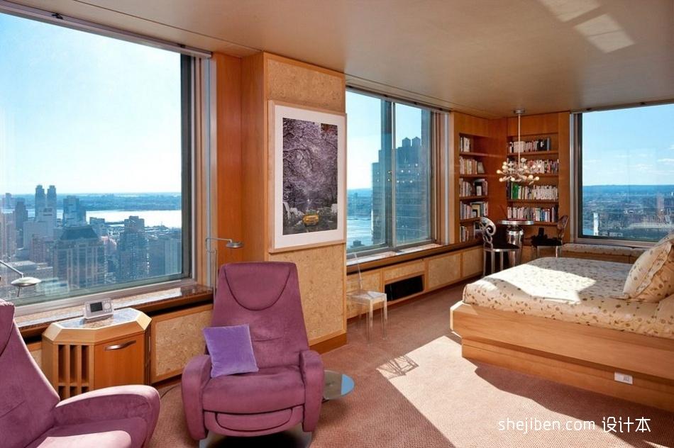 热门142平米四居卧室混搭装修实景图片欣赏卧室潮流混搭卧室设计图片赏析