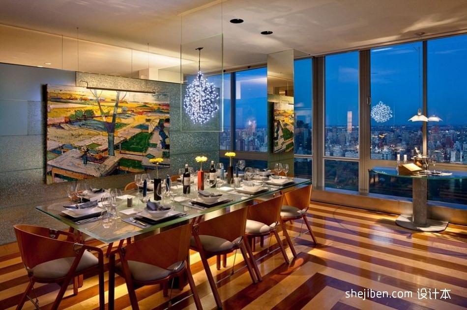 热门119平米四居餐厅混搭欣赏图片厨房潮流混搭餐厅设计图片赏析