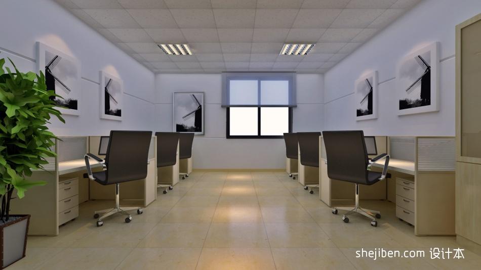 南京海特风电设备制造有限公司办公空间设计图片赏析