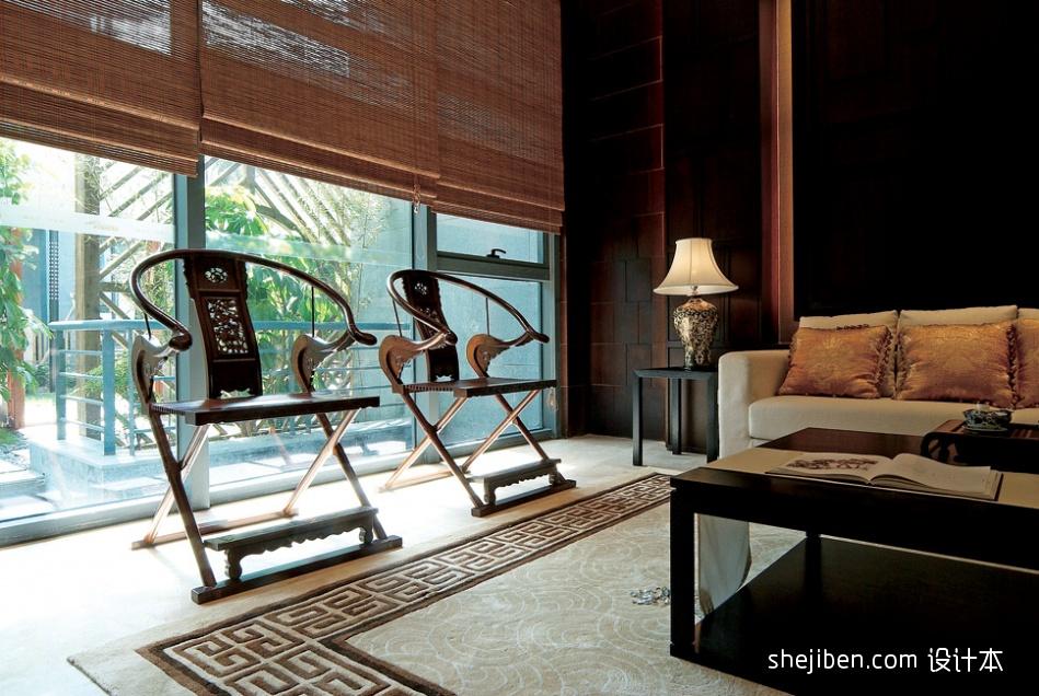 精美131平方混搭别墅客厅效果图片大全客厅潮流混搭客厅设计图片赏析