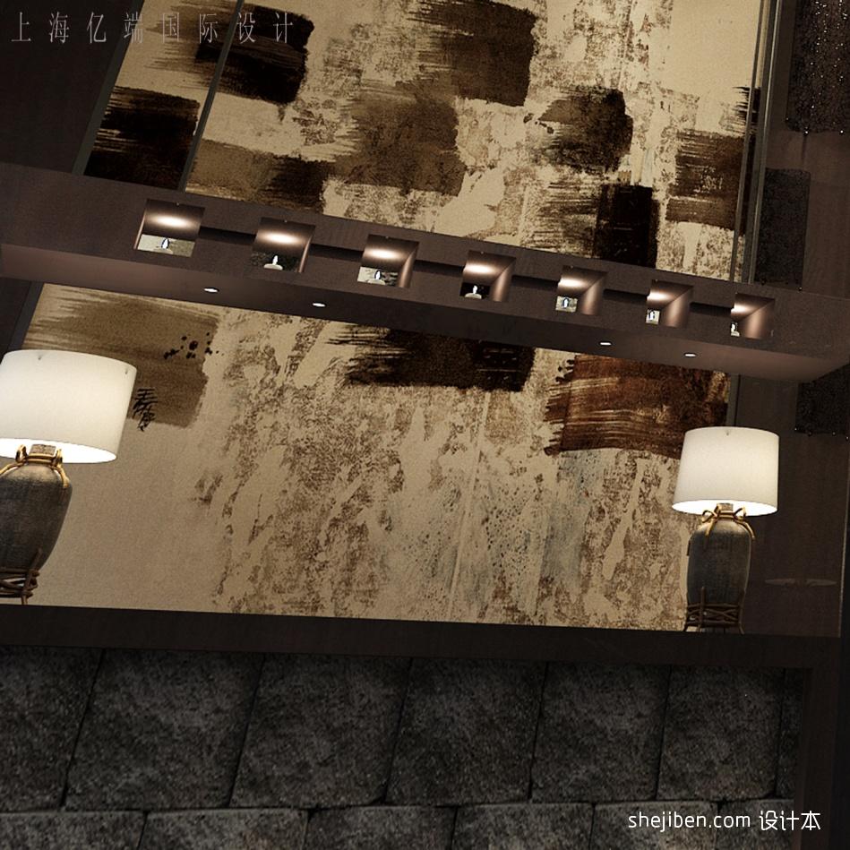 总台酒店空间设计图片赏析