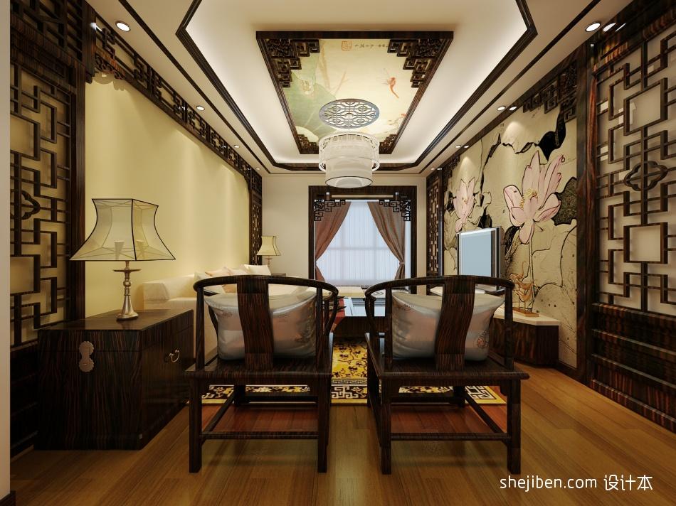 精致79平混搭二居客厅效果图欣赏客厅潮流混搭客厅设计图片赏析