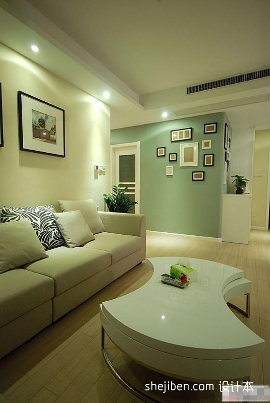 热门混搭客厅装饰图潮流混搭设计图片赏析