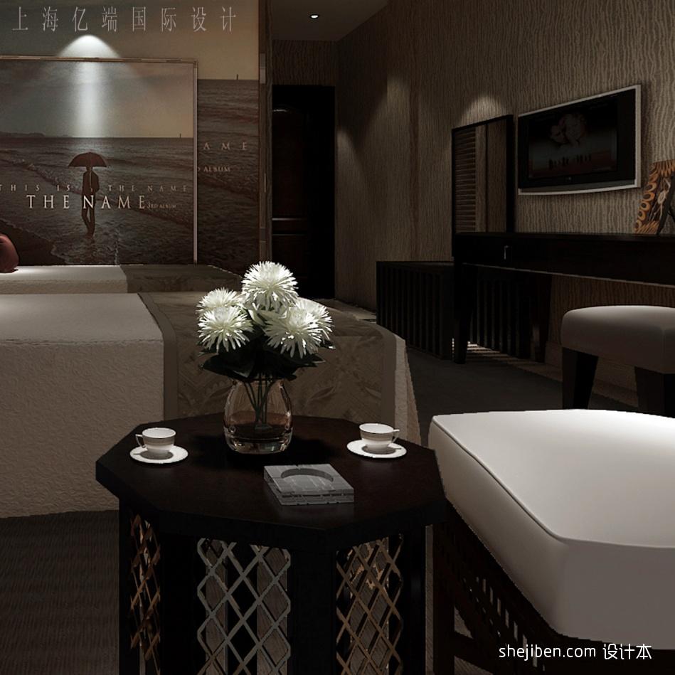 标间酒店空间设计图片赏析