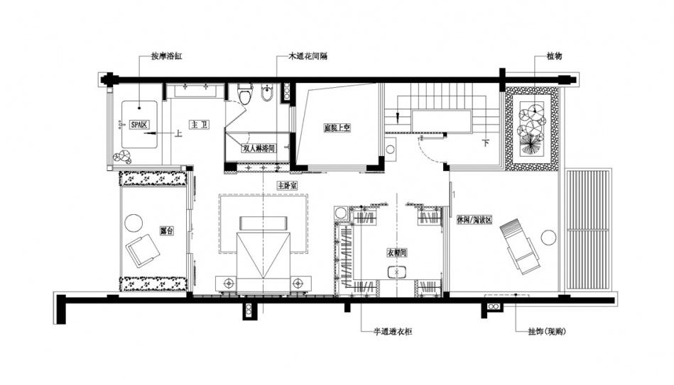 优美786平混搭别墅客厅效果图片大全客厅潮流混搭客厅设计图片赏析