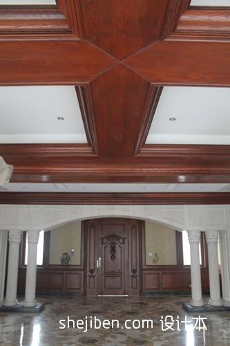 精选大小141平别墅客厅混搭装修实景图片大全客厅潮流混搭客厅设计图片赏析