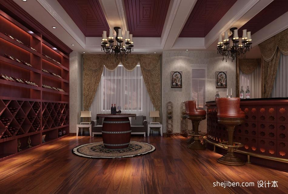 精美面积124平别墅客厅混搭装修效果图片欣赏客厅潮流混搭客厅设计图片赏析