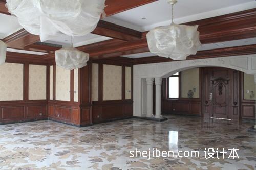 2018精选面积122平别墅客厅混搭装修效果图片客厅潮流混搭客厅设计图片赏析