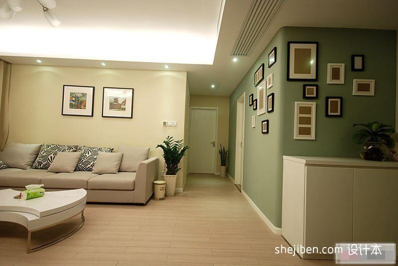 热门混搭客厅装修设计效果图片客厅潮流混搭客厅设计图片赏析