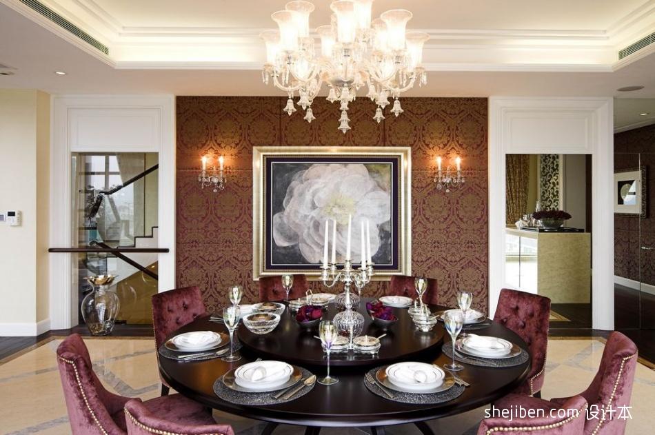 精选混搭餐厅装修图片欣赏厨房潮流混搭餐厅设计图片赏析