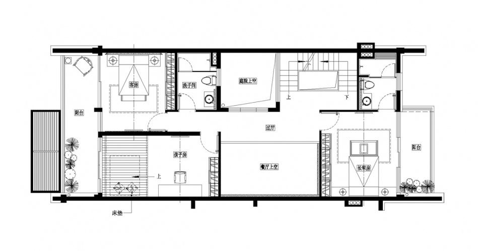 质朴500平混搭别墅客厅设计美图客厅潮流混搭客厅设计图片赏析