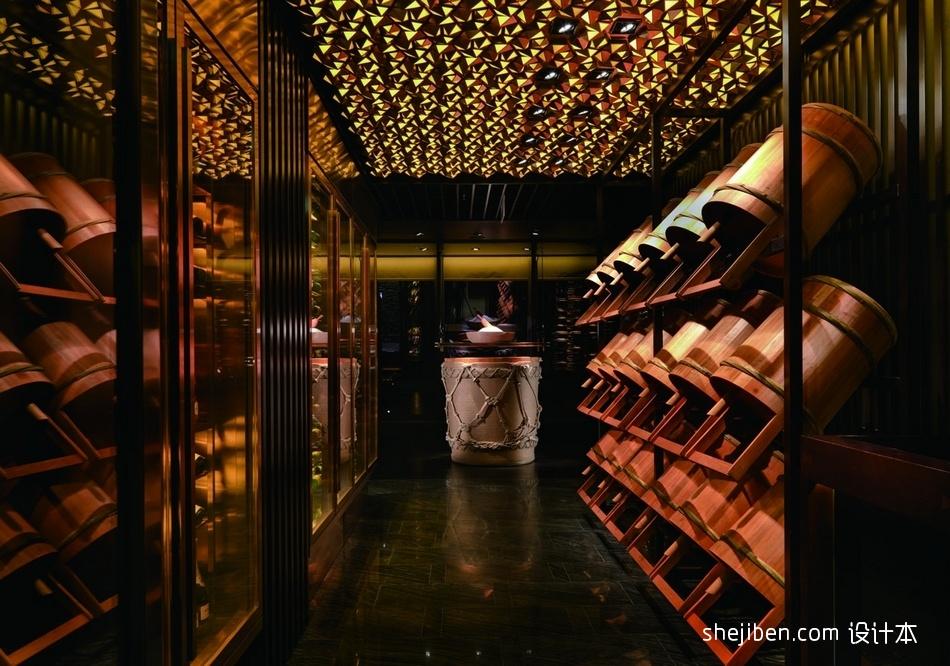 香港田舍家餐厅设计餐饮空间设计图片赏析