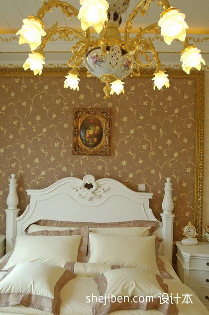 华丽963平混搭别墅卧室设计效果图卧室潮流混搭卧室设计图片赏析