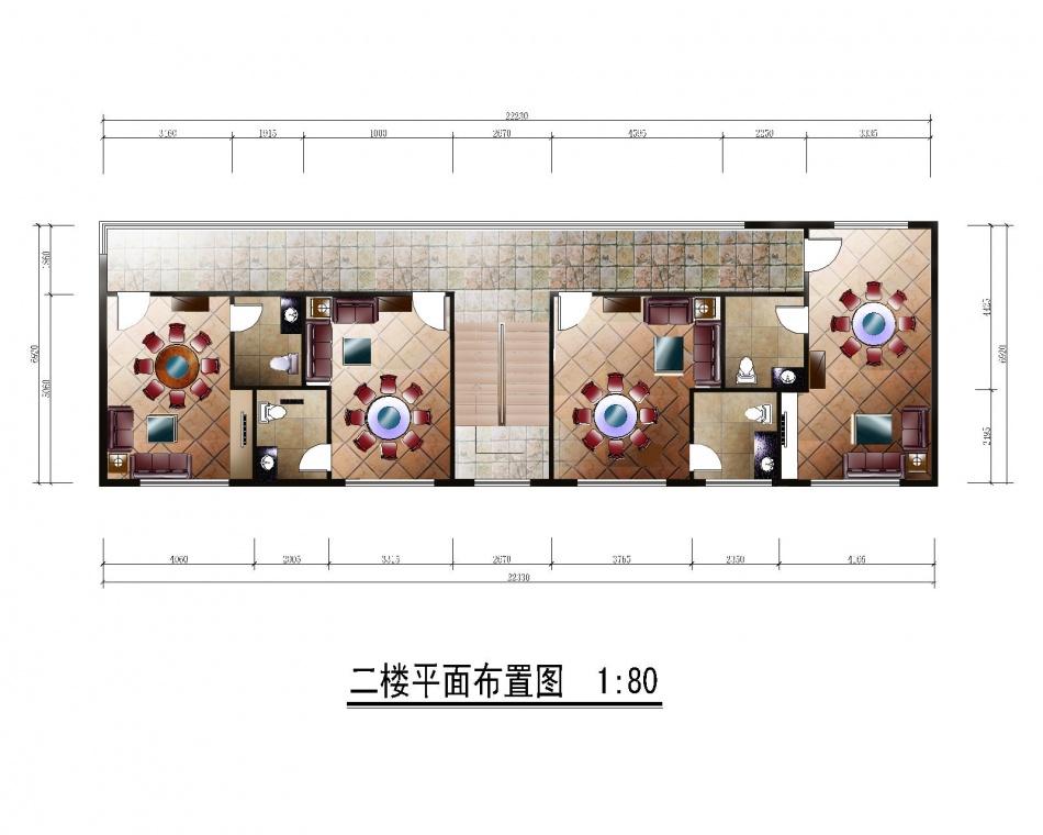 平面娱乐空间其他设计图片赏析