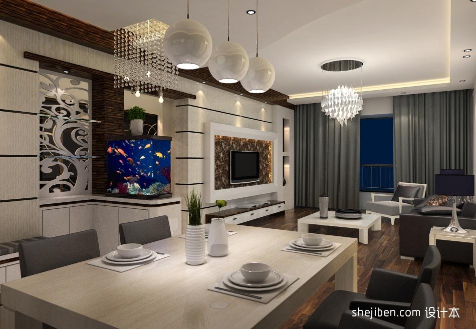 优美101平混搭四居客厅实景图客厅潮流混搭客厅设计图片赏析