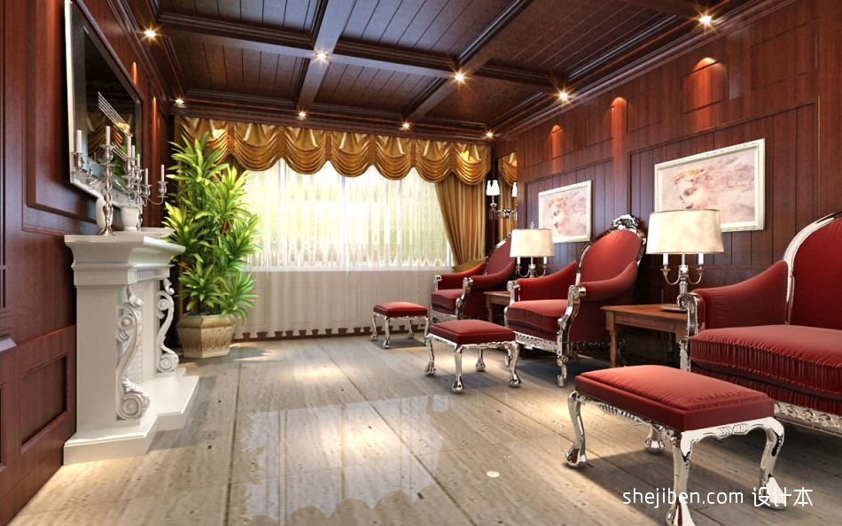 影音室酒店空间其他设计图片赏析