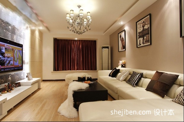 客厅客厅潮流混搭客厅设计图片赏析