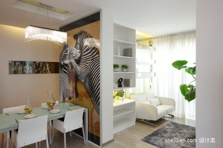 浪漫265平混搭样板间餐厅设计效果图厨房潮流混搭餐厅设计图片赏析