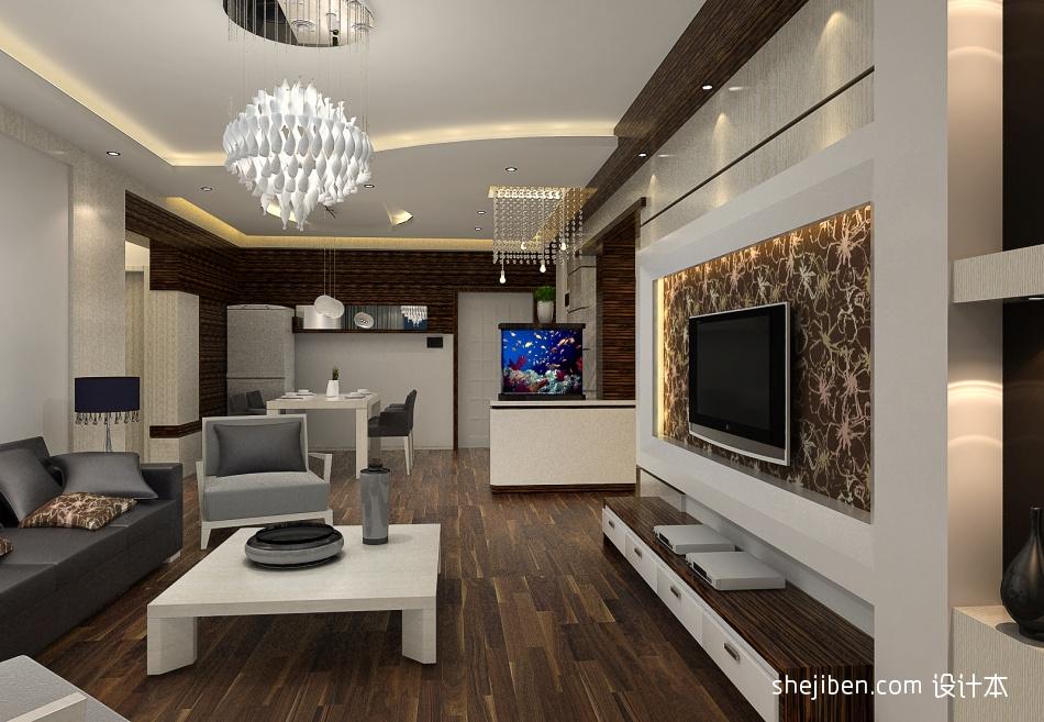 精美149平混搭四居客厅设计案例客厅潮流混搭客厅设计图片赏析