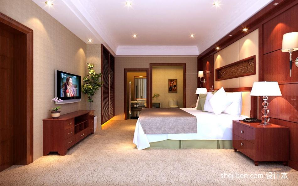床旗效果图图集酒店空间其他设计图片赏析