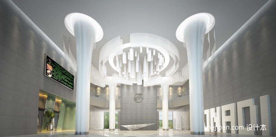 大堂办公空间其他设计图片赏析