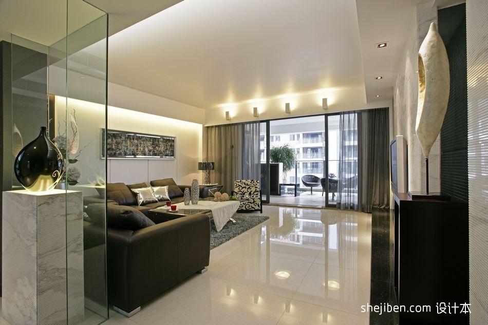 时尚家居客厅装修设计图片赏析