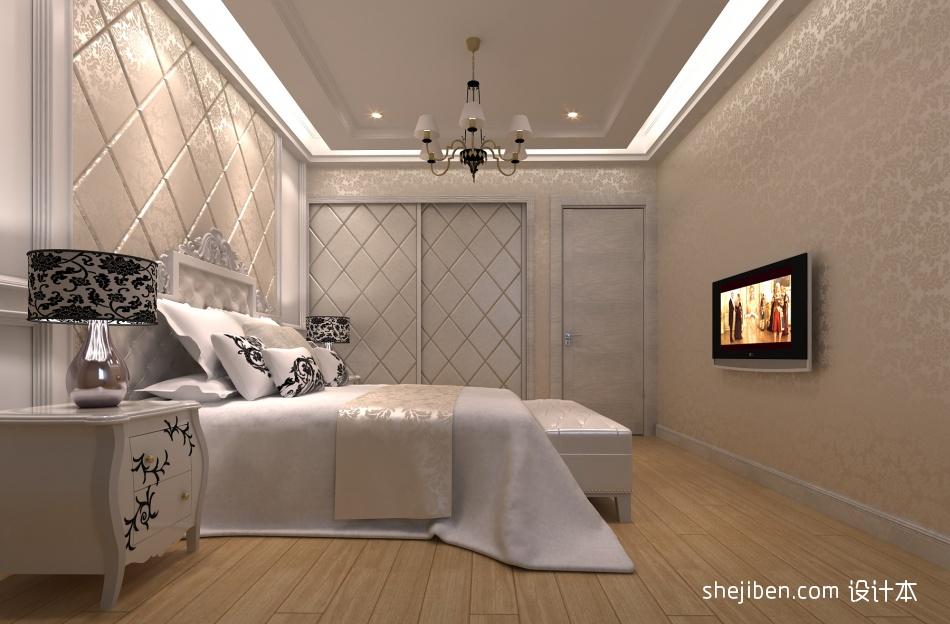 主卧客厅潮流混搭客厅设计图片赏析