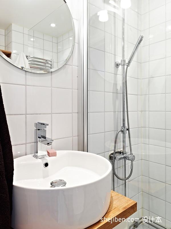 精美面积88平小户型卫生间现代效果图片大全卫生间现代简约卫生间设计图片赏析