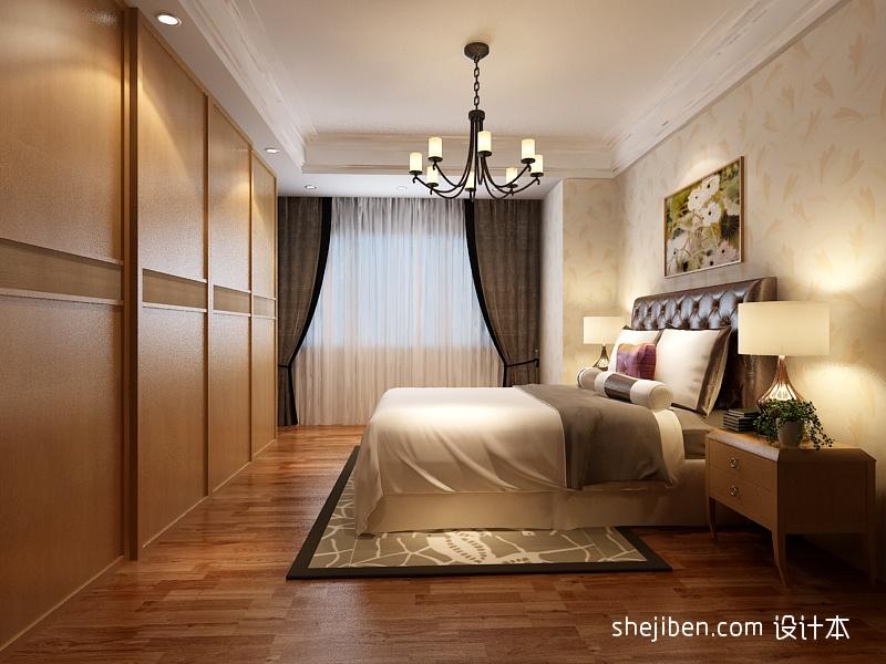 明亮150平混搭四居卧室装饰图卧室潮流混搭卧室设计图片赏析