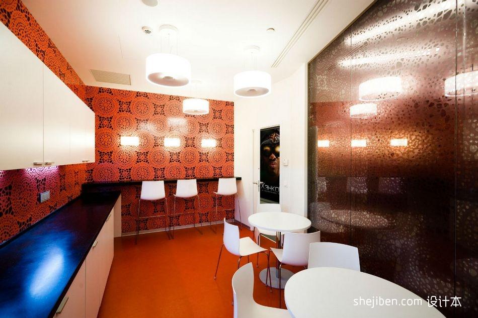 沃尔特·迪斯尼电影公司办公室设计办公空间设计图片赏析