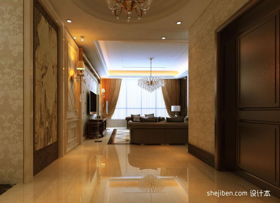 精美140平米混搭复式客厅实景图片欣赏客厅潮流混搭客厅设计图片赏析