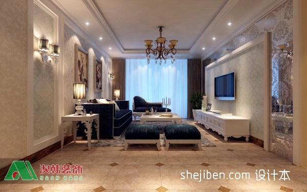 热门115平米混搭复式客厅装修设计效果图客厅潮流混搭客厅设计图片赏析
