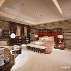2012最新家庭卧室装修效果图