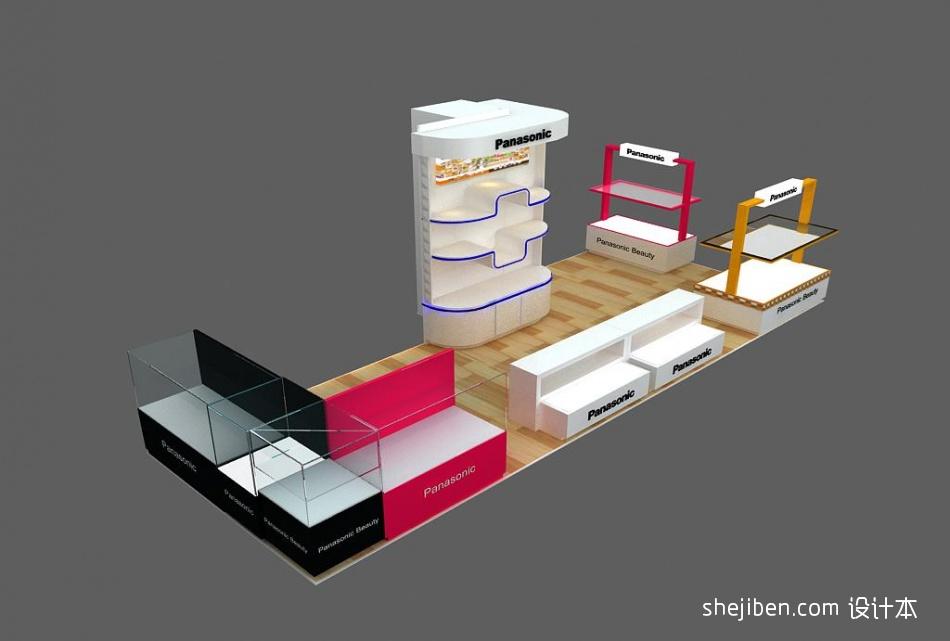 视角1商业展示其他设计图片赏析