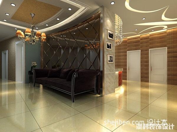 美容院室内装修装饰设计效果图娱乐空间其他设计图片赏析